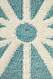 Nomad Pure Wool Flatweave 29 Blue Rug - DISCONTINUED