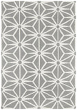 Nomad Pure Wool Flatweave 29 Grey Rug - DISCONTINUED