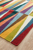 Nomad Pure Wool Flatweave 33 Multi Runner - DISCONTINUED