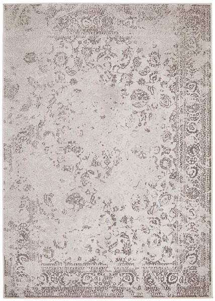 Opulence Lucy Silver Rug - Modern