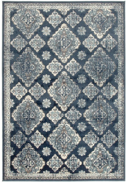 Oxford Mayfair Timeline Navy Rug - 230X160cm