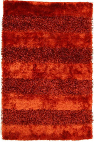 Pablo Collection Rust Rug