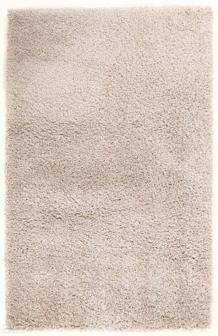 Pandora Collection Thick Soft Polar Linen Shag Rug - 170x120cm