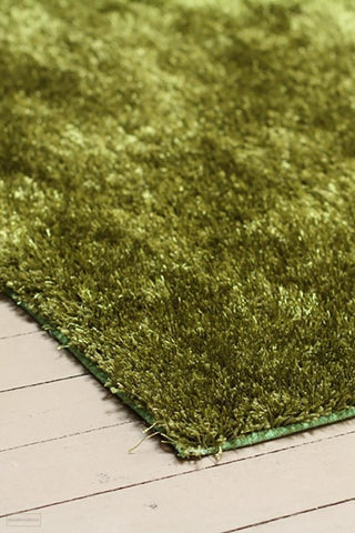 Panama Collection Green Rug