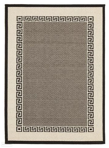 Coast Indoor Outdoor Modern Grey Rug - Outdoor