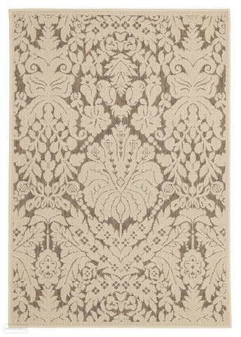 Evolution Indoor Outdoor Modern Beige Rug - Outdoor