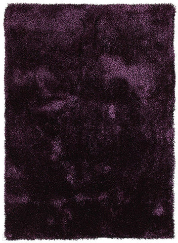 Platinum Collection Eggplant Rug