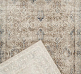 Providence Esquire Ballad Traditional Cream Rug