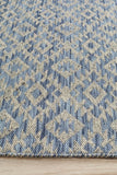 Relic Harvey Blue Natural Rug - MODERN