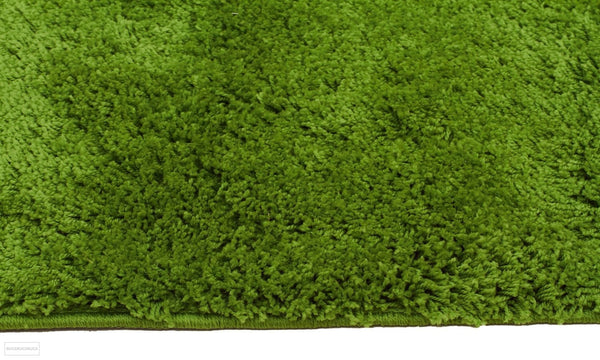 Soho Awesome Shag Rug Lime