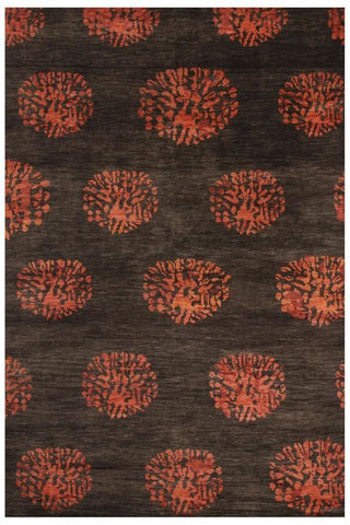 Urban knots Pure Wool Fancy Rug
