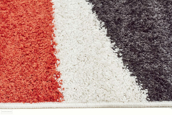 Viva Collection 807 Rust Rug