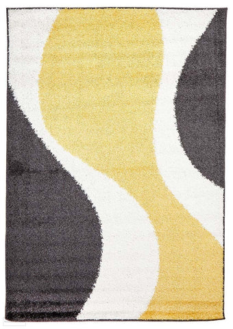 Viva Collection 809 Yellow Rug