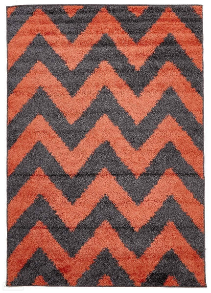 Viva Collection 811 Rust Rug