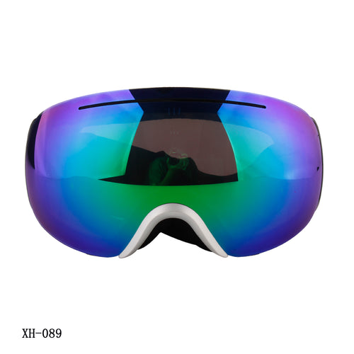 UV 400 Anti Fog Ski Goggles