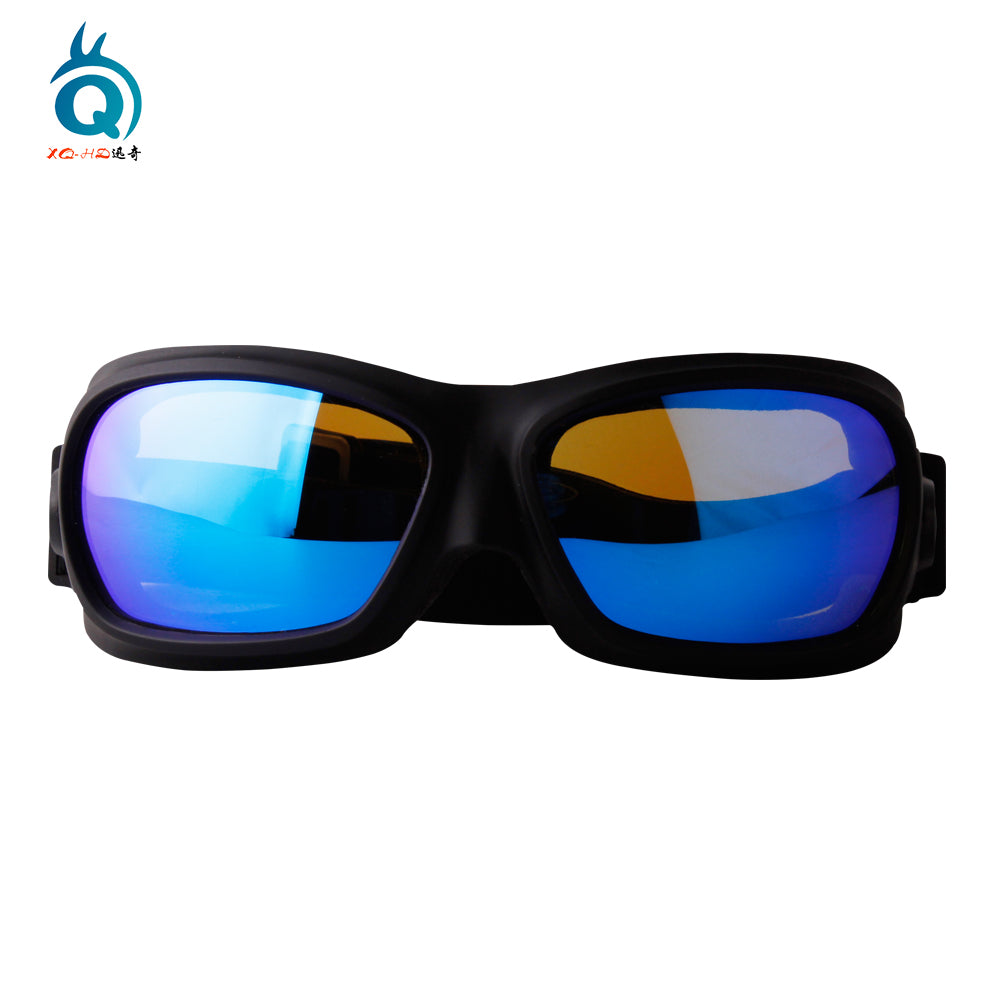 Custom Logo Color Anti Fog Motorcycle Goggles