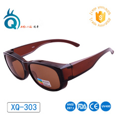 Adult UV Proof Polarized Cycling Sunglasses