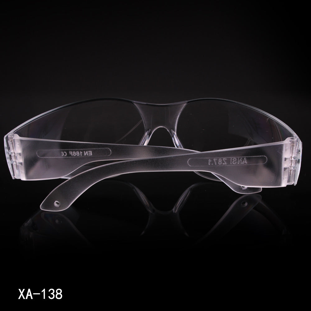 Protective Dust proof PC Lens Safety Goggles