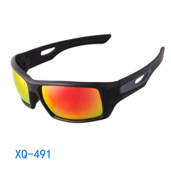Custom UV Proof Adult Wholesale Sports Sunglasses