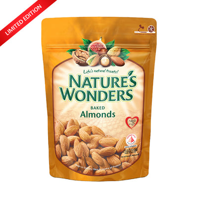 Jumbo Baked Almonds (380g)