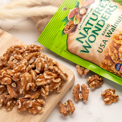 Baked USA Walnuts