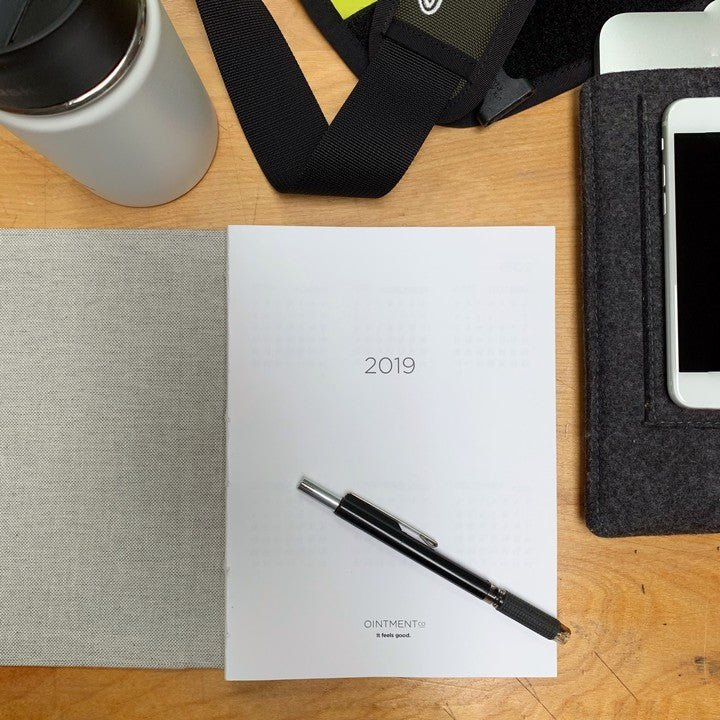 Use Your 2019 Planner For A Career Boost