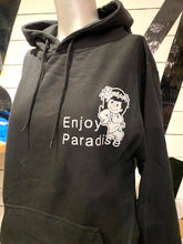 Load image into Gallery viewer, UNISEX ENJOY PARADISE PULLOVER HOODIE