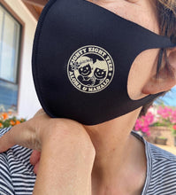 Load image into Gallery viewer, YAYA & KUKU NEOPRENE SCUBA FABRIC FACE MASK