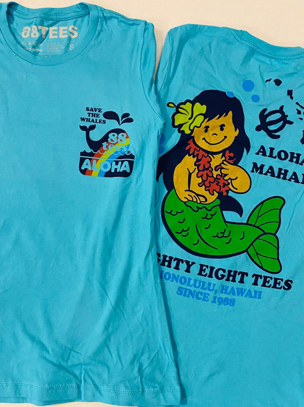 WOMENS YAYA MERMAID TEE