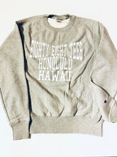 Load image into Gallery viewer, UNISEX CHAMPION EIGHTY EIGHT HAWAII SWEATER