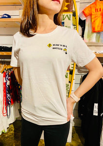 WOMENS SURF N SEA VER. II TEE