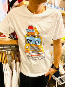 MENS SCHOOL BUS TEE