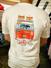 Load image into Gallery viewer, MENS VOLKSWAGEN X 88TEES RED BUS TEE