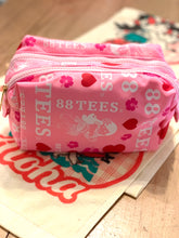 Load image into Gallery viewer, YAYA HEARTS 2 ZIPPER POUCH