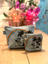 Load image into Gallery viewer, 88TS X HULA YAYA MINI ZIPPER POUCH