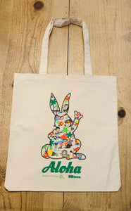 ROBERTS HAWAII  X 88TEES  MASCOT TOTE BAG