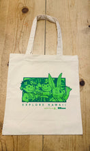 Load image into Gallery viewer, ROBERTS HAWAII X 88TEES EXPLORE TOTE BAG