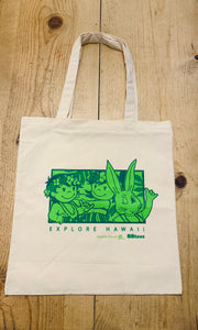 ROBERTS HAWAII X 88TEES EXPLORE TOTE BAG