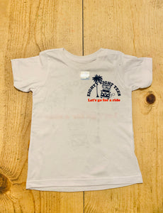 KIDS VOLKSWAGEN X 88TEES RIDE TEE