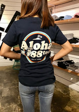 Load image into Gallery viewer, WOMENS ALOHA MADE IN HAWAII TEE