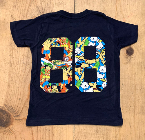 KIDS YAYA 88 FAMILY TEE