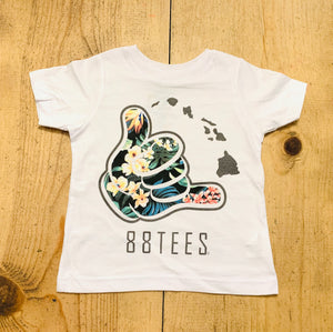 KIDS HANGLOOSE ISLANDS TEE