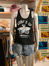 Load image into Gallery viewer, WOMENS SURF'S UP TANK TOP