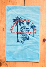 Load image into Gallery viewer, WOMENS SERVING ALOHA TEE