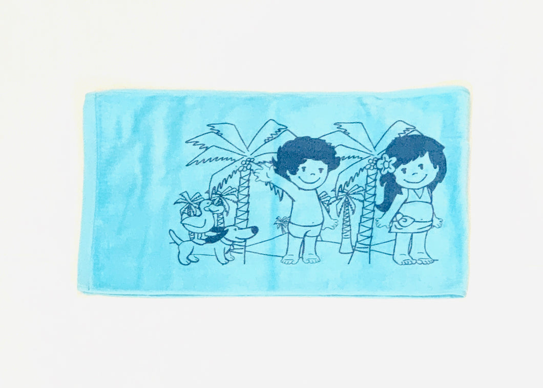 FUN DAY AT THE BEACH SPORTS TOWEL