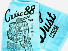 Load image into Gallery viewer, CRUISE.. EAT MY DUST SPORTS TOWEL