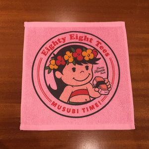 MUSUBI TIME FACE TOWEL