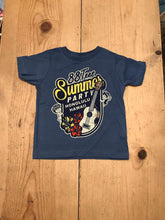 Load image into Gallery viewer, KIDS SUMMER PARTY IN HAWAII TEE