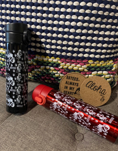 YAYA ALL OVER THERMAL TUMBLER FLASK