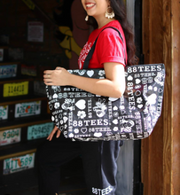 Load image into Gallery viewer, LOVE YAYA SMALL ZIPPER ECO BAG